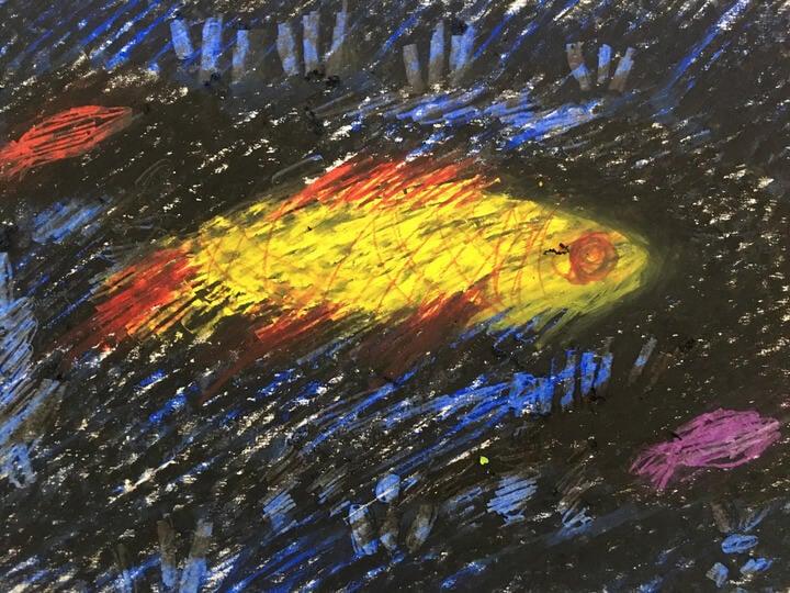 FJ Lab artistico: il pesce rosso di Paul Klee (VIDEO)