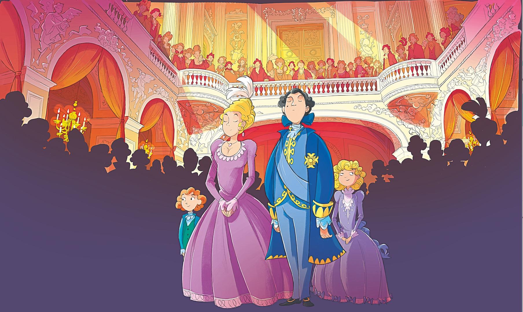 A spasso nel tempo: 24 ore nella reggia di Versailles, alla corte di Francia