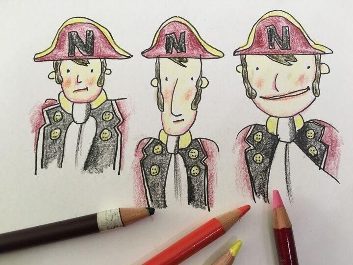 FJ Lab di disegno: la caricatura (VIDEO)