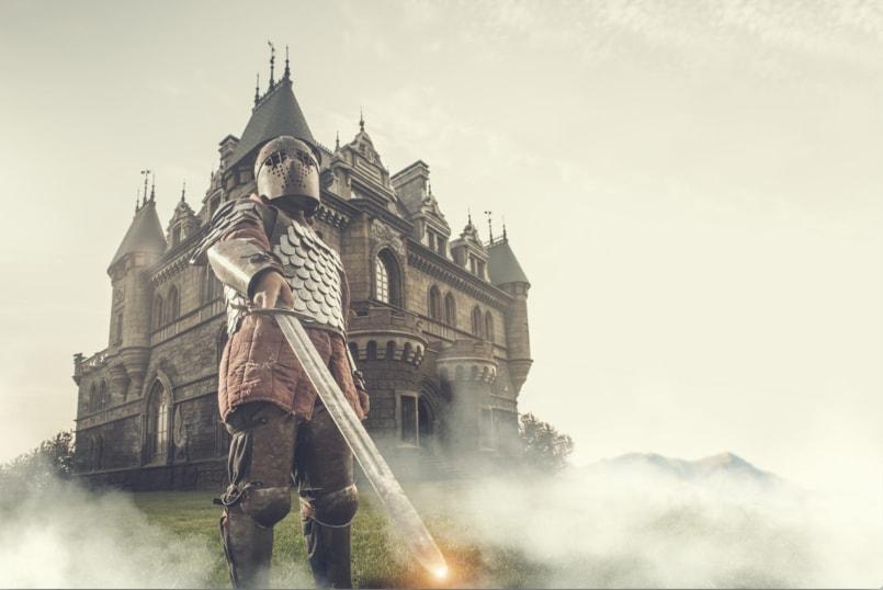 La dura vita nei castelli durante il Medioevo