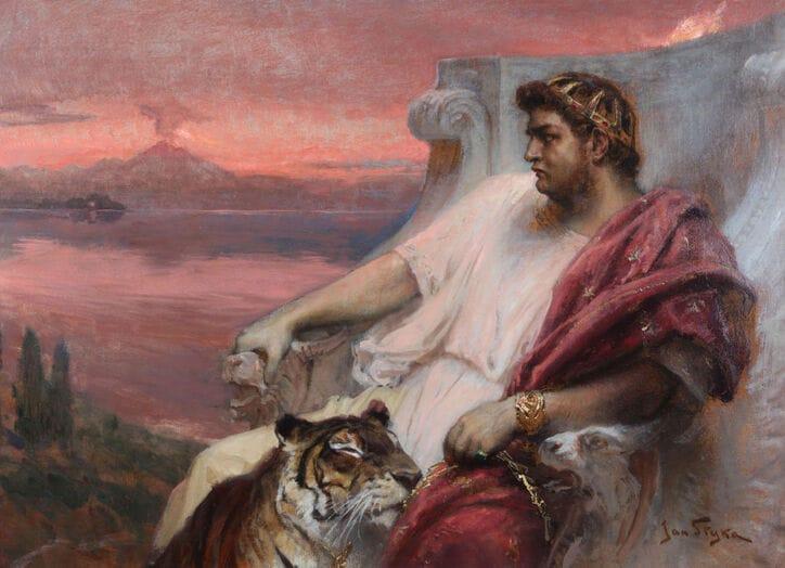 Storia di Nerone, l'imperatore romano dalla cattiva fama