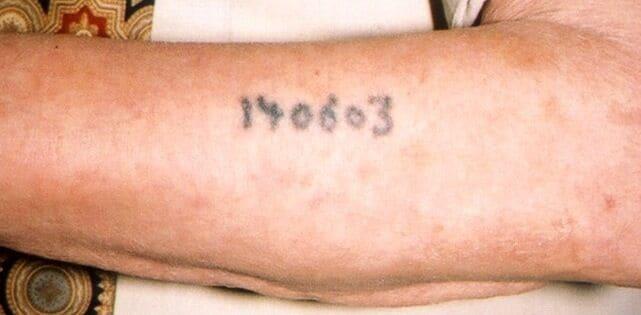 Tatuaggio ebrei