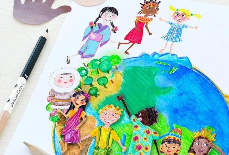 Children of the World: tutti i bambini del mondo