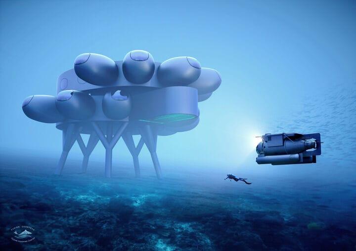 Proteus, il laboratorio scientifico subacqueo sarà realtà