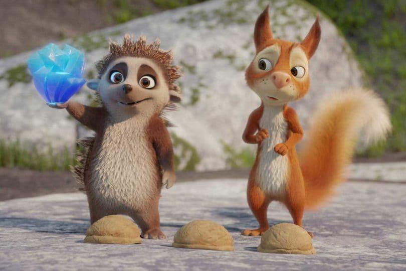 Al cinema | Latte e la pietra magica