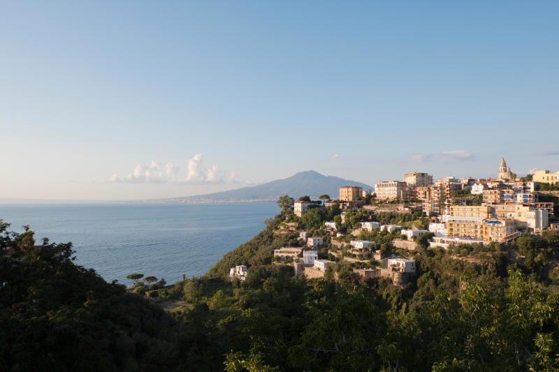 Junior reporter, Vico Equense: la mia città
