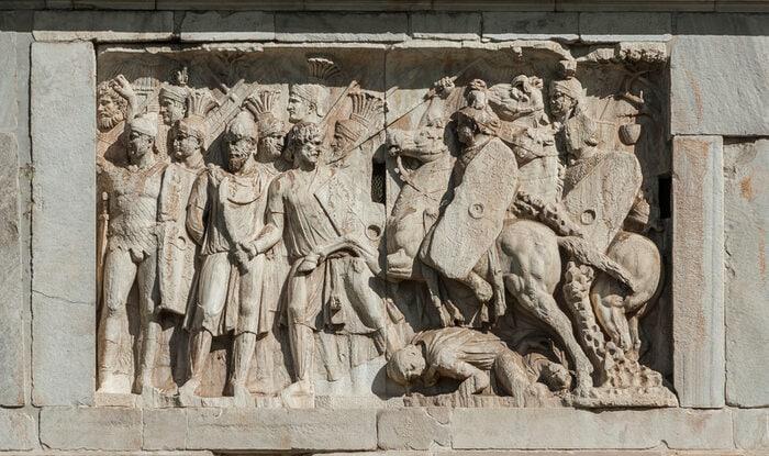 """La """"silenziosa"""" caduta dell'Impero Romano d'Occidente"""