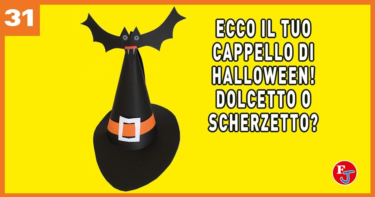 Cappello di Halloween