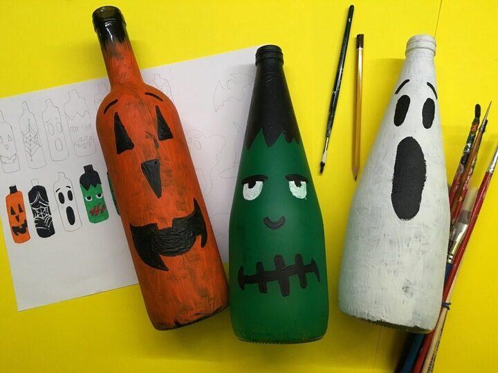 FJ Lab: le mostruose bottiglie di Halloween (VIDEO)