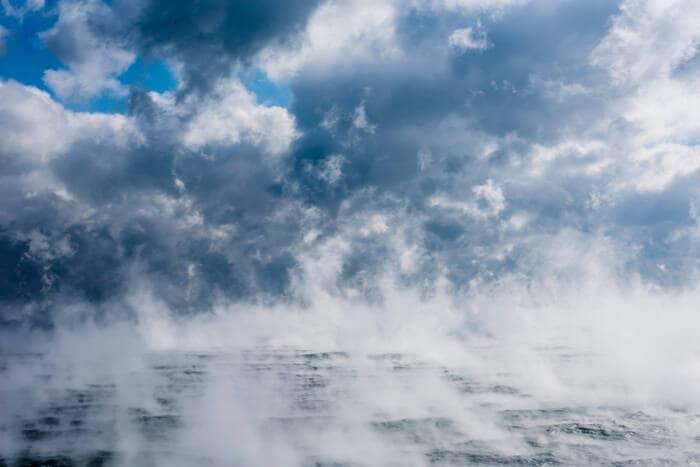 I passaggi di stato della materia: evaporazione
