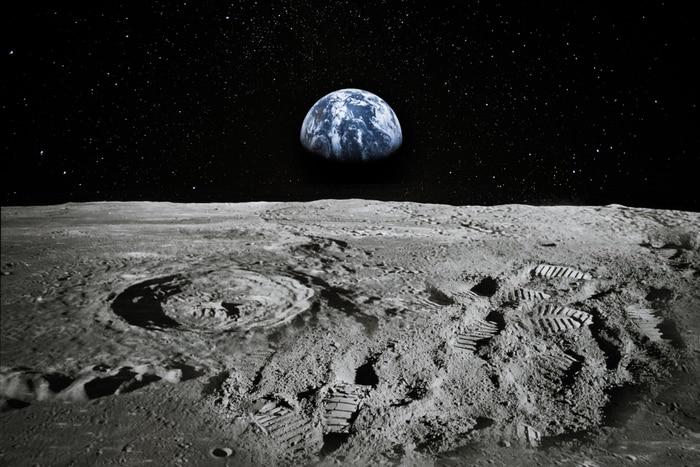 """Svolta """"spaziale"""": c'è dell'acqua sulla Luna"""
