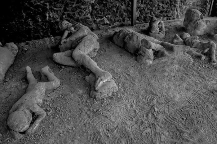 """Scavi di Pompei: è giusto parlare di """"corpi"""" ritrovati?"""