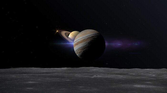 Stasera la Grande Congiunzione di Giove e Saturno: non accadeva da 400 anni