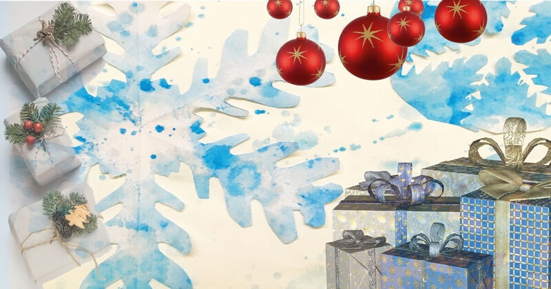 FJ Lab di Natale: la carta da pacco natalizia per i regali (VIDEO)