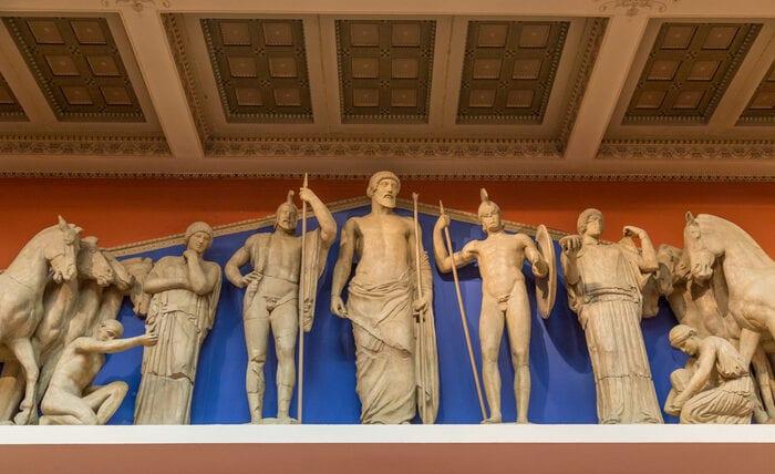 Alla scoperta degli dei dell'Olimpo della Grecia antica