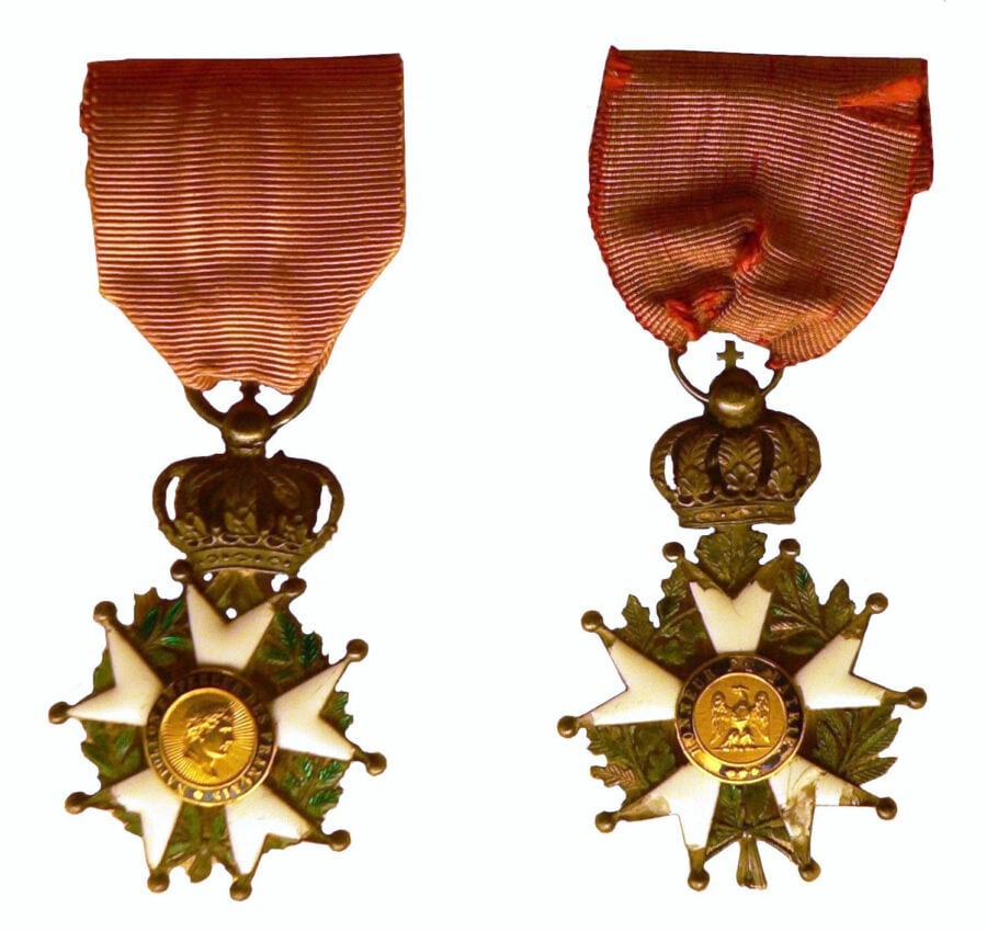 Che cos'è la Legion d'Onore?