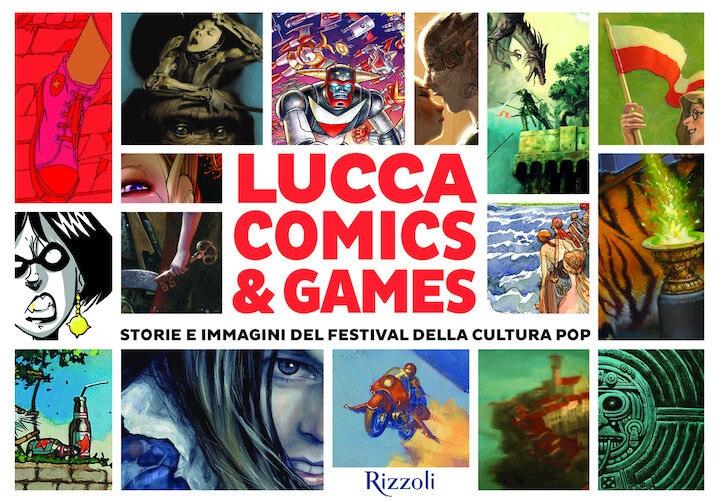 """Fumetti e cultura """"nerd"""": il Lucca Comics diventa un libro fotografico"""