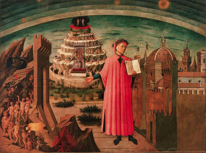 Dieci curiosità su Dante Alighieri
