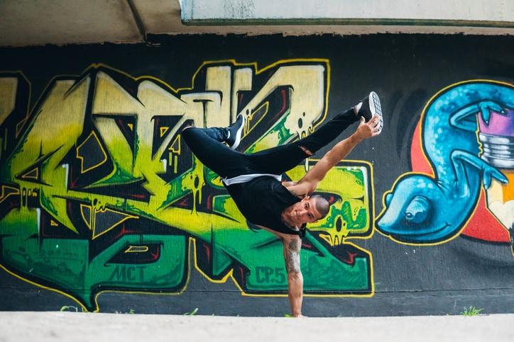 Curiosità: la Breake Dance andrà alle Olimpiadi del 2024