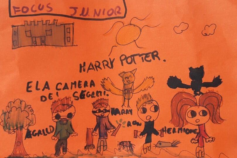 Gallery, il mondo di Harry Potter nei disegni dei focusini