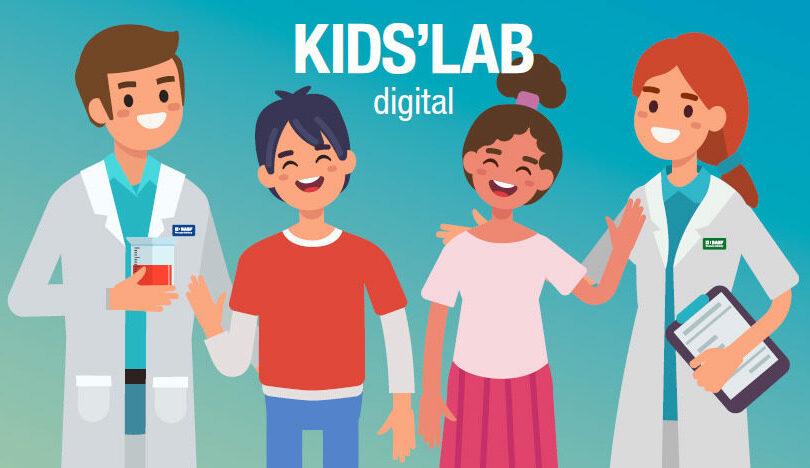 Kids' Lab digital: video ed esperimenti per divertirsi con la scienza