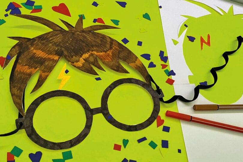 FJ Lab di Carnevale: la maschera di Harry Potter