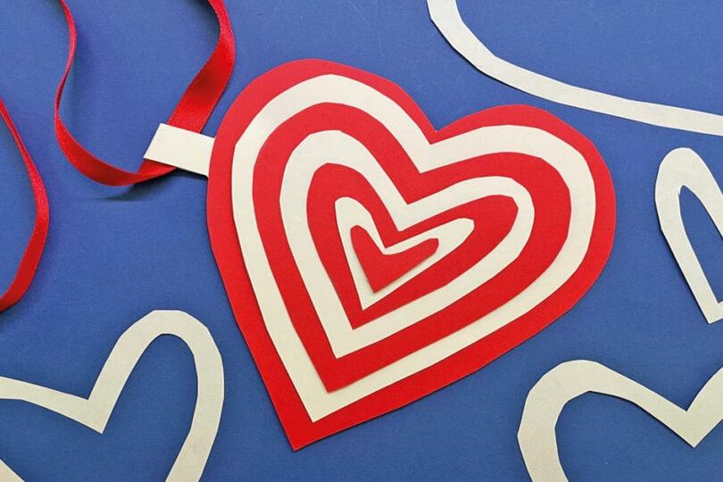 FJ Lab di San Valentino: il biglietto a cuore con nastro (VIDEO)