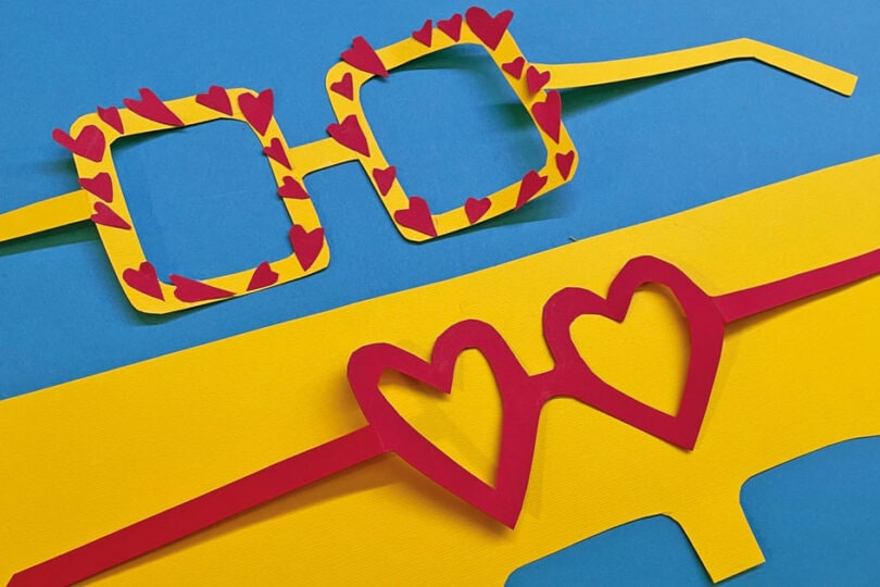 FJ Lab di San Valentino: gli occhiali di San Valentino (VIDEO)