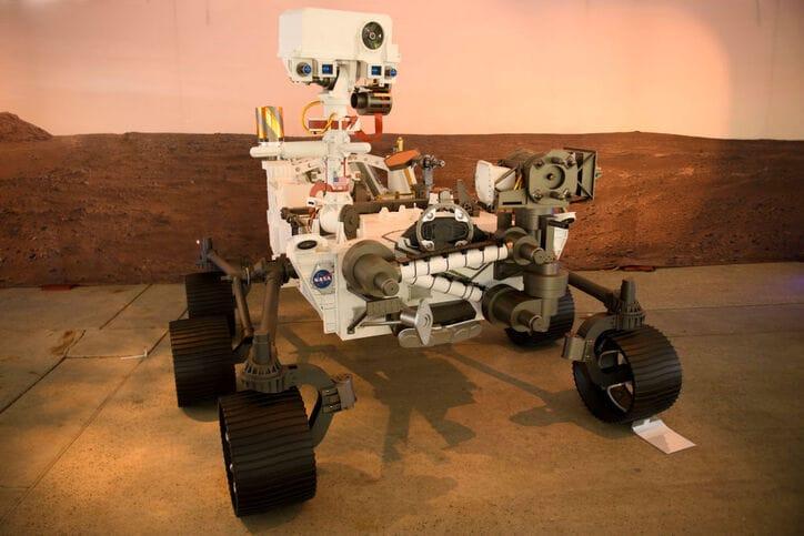Perseverance arriva su Marte: troverà tracce di vita?