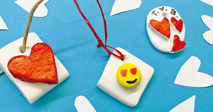 FJ Lab di San Valentino: il portachiavi di San Valentino (VIDEO)