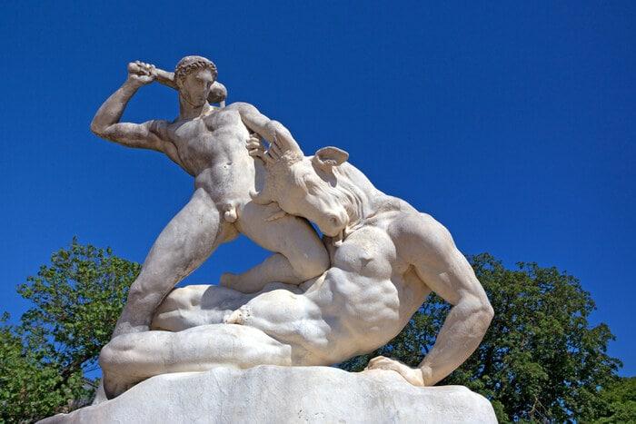 Mitologia classica: Teseo e il Minotauro