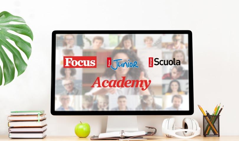 Focus e Focus Junior: via alle nuove Academy