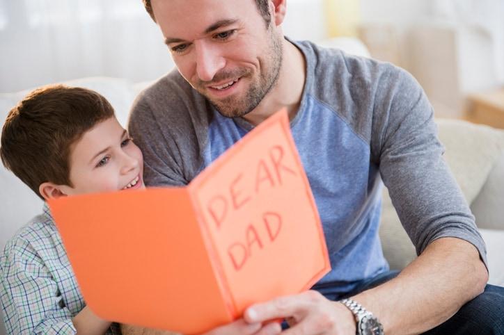 10 filastrocche da imparare per la Festa del papà