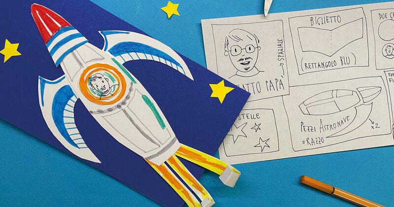 FJ Lab per la Festa del papà: il biglietto spaziale (VIDEO)