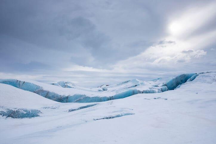 Meraviglie della Natura: i poteri del ghiaccio