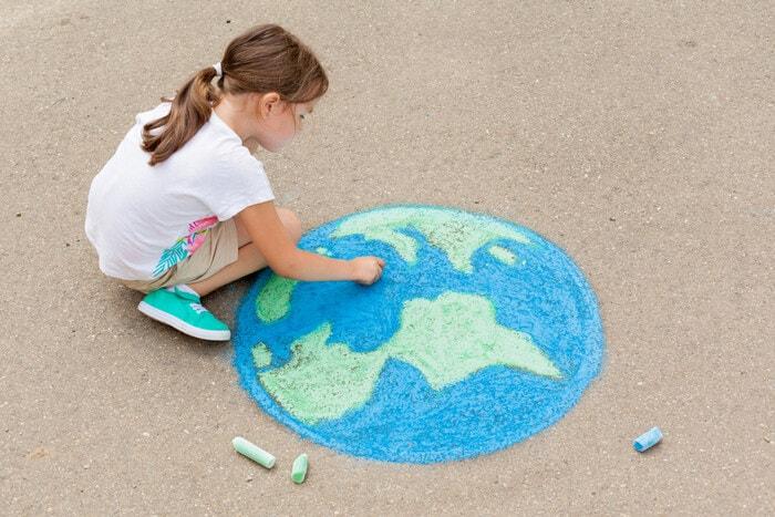 Eco-pedagogia: il ruolo attivo dei bambini