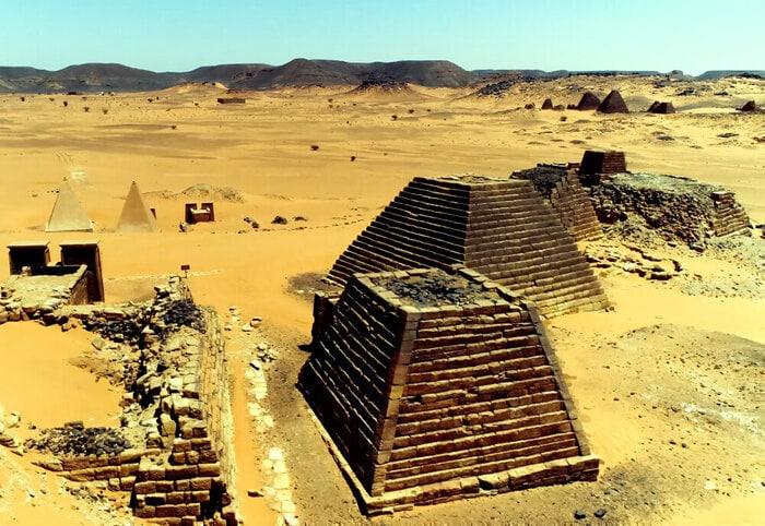 Nubia e Antico Egitto: chi erano i Faraoni Neri?