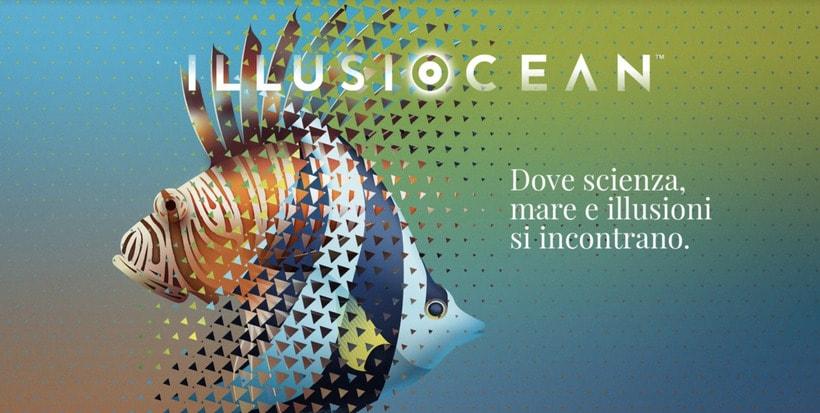 IllusiOcean: mare e illusioni in una mostra davvero unica