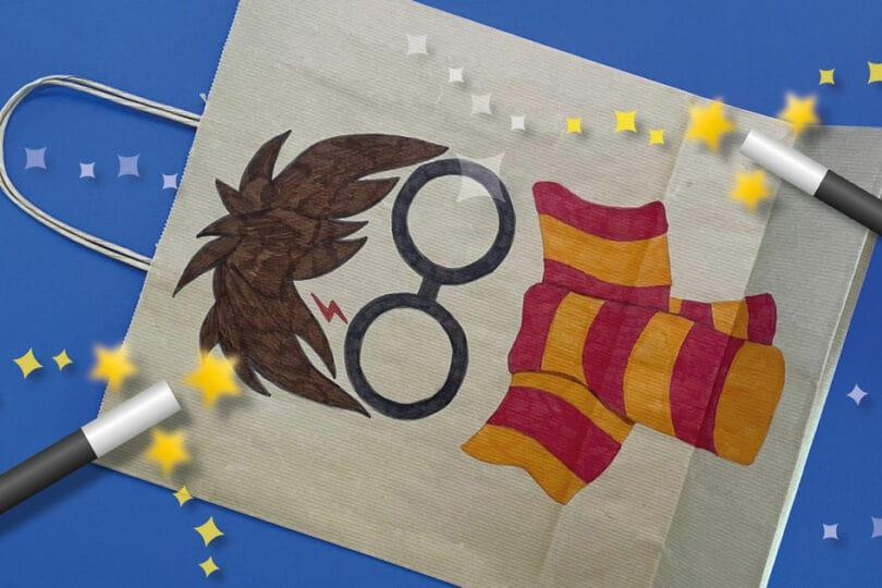 FJ Lab: il sacchetto di Harry Potter (VIDEO)