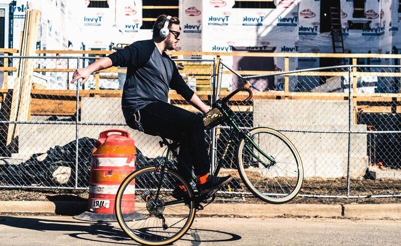 Come funziona la bicicletta? Tutta questione di fisica