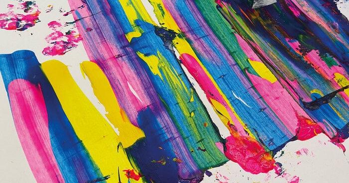FJ Lab artistico: gioca con i colori! (VIDEO)