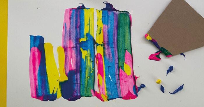 gioca con i colori