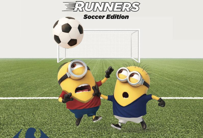 Minions Runners: i cattivissimi scendono in campo