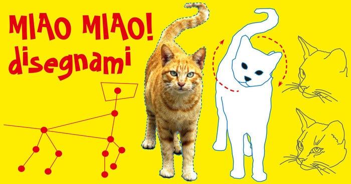 FJ Lab: facciamo il ritratto al gatto