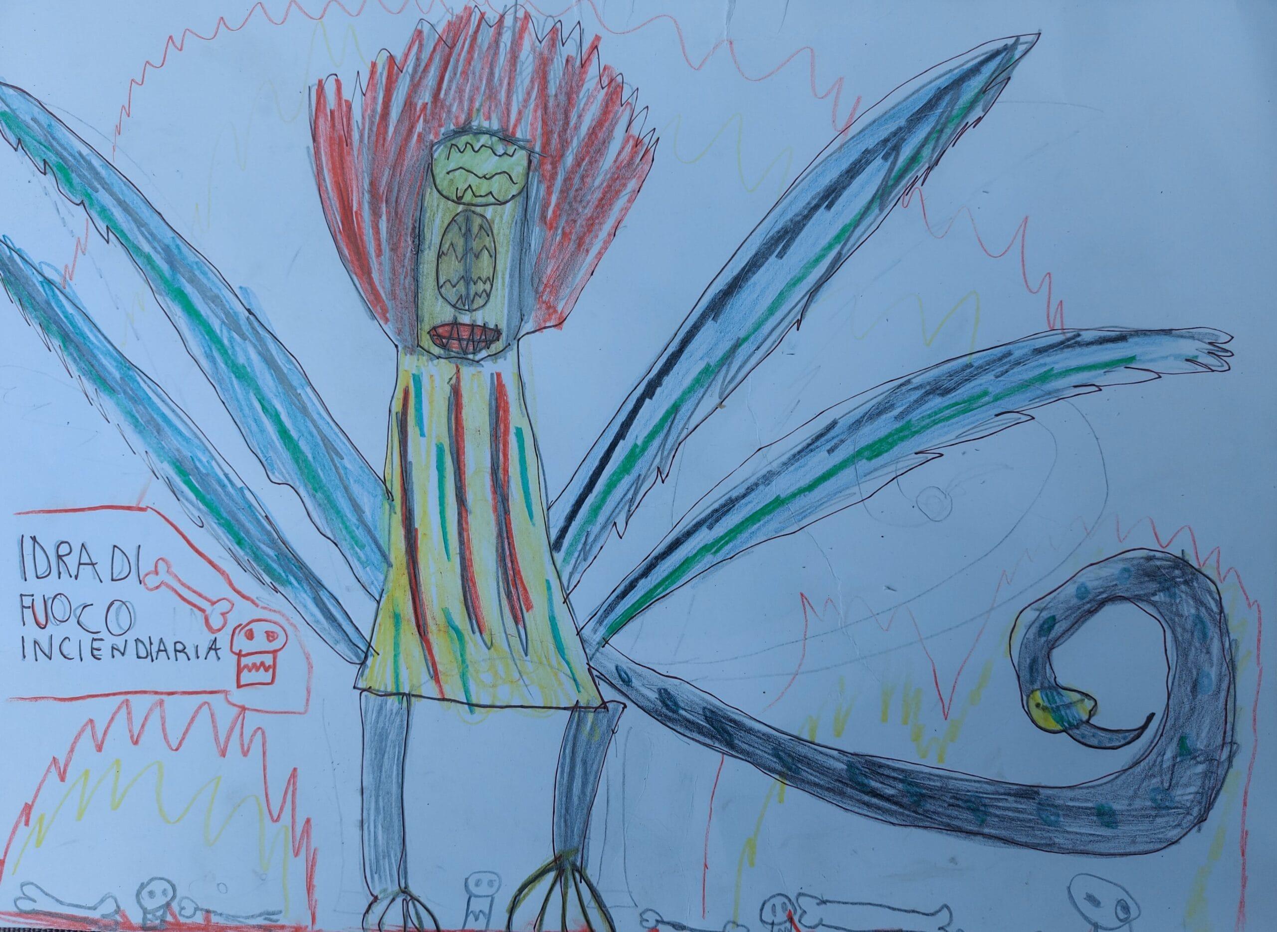 Gallery, i mostri di Dante visti dai focusini