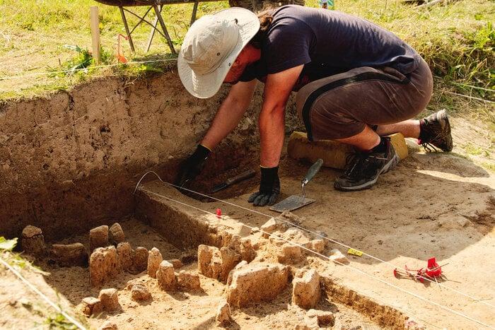 Come e dove lavora un archeologo?