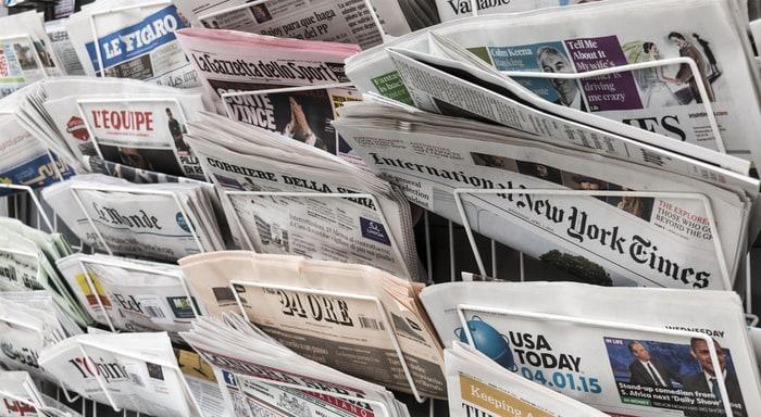 """Perché alcuni giornali si chiamano """"Gazzetta"""" e """"Corriere""""?"""