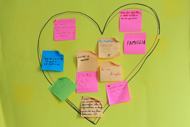 La scuola dell'empatia a Parma