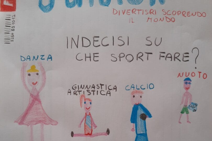 Gallery, lo sport nei disegni dei focusini 2