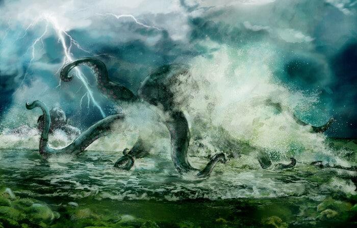 I mostri marini sono davvero esistiti?